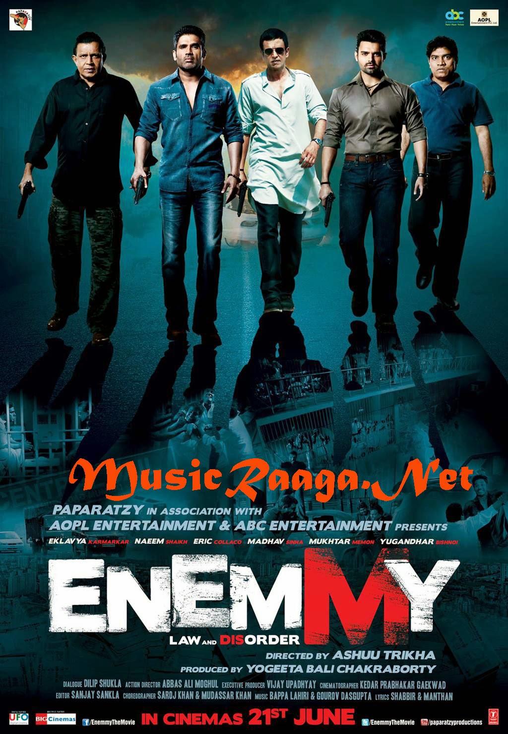 Enemmy hindi mp3 songs