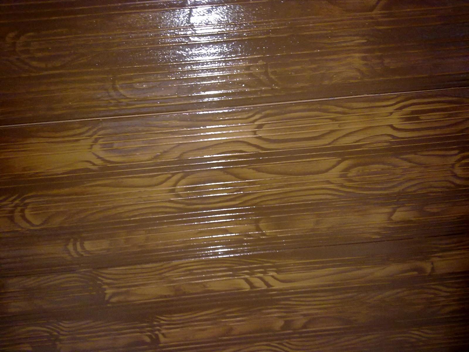 Pinturas lleni techo de bardos y vigas de hormig n en - Pinturas de madera ...