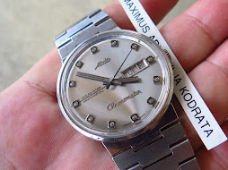 MIDO CHRONOMETER OCEAN STAR DATE TO DAY - GREY DIAL - AUTOMATIC - PART C