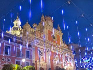 Sevilla - Iluminación Navidad 2013 - 09