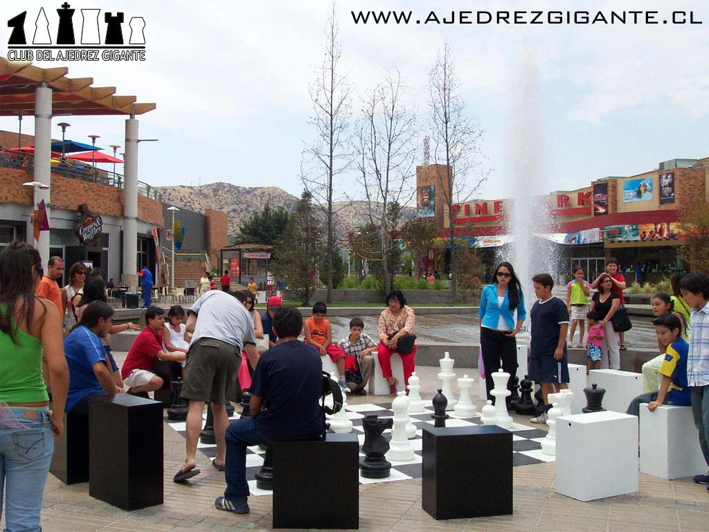 Proyectos ajedrez gigante for Ajedrez gigante jardin