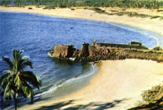 Tourist Places In India Goa Tourist Attractions