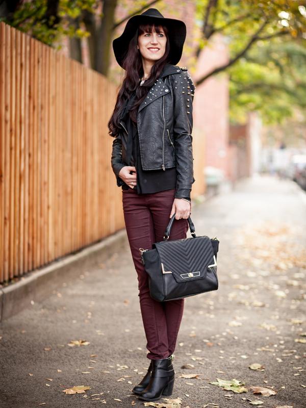 Bild Outfit Streetstyle Mut zum Hut