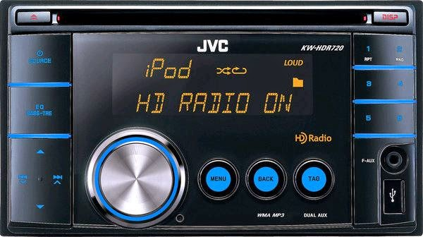 JVC KW-XR810 MANUAL