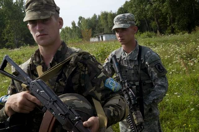 Military News - U.S. Army Europe exercise in Ukraine delayed