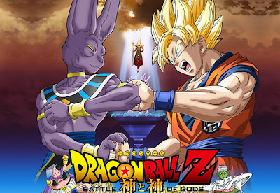 Drakonų kova Z: Dievų mūšis / Dragon Ball Z: Battle of Gods