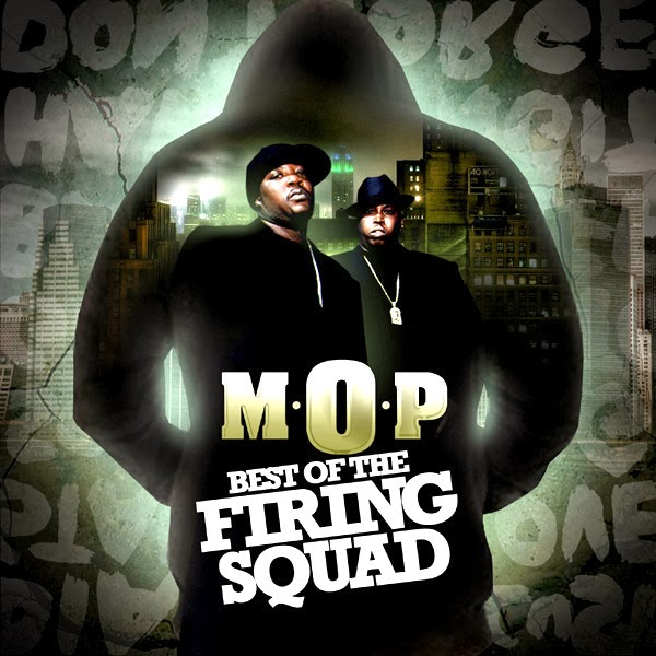 M.O.P. - Best of the Firing Squad Cover