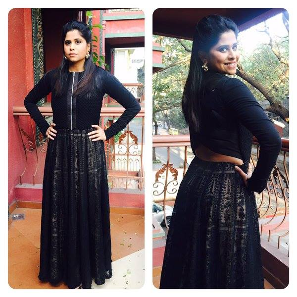 Sai Tamhankar Looks Like A Total Regulation Hottie In This Outfit!