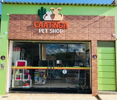 CAATINGA PET SHOP