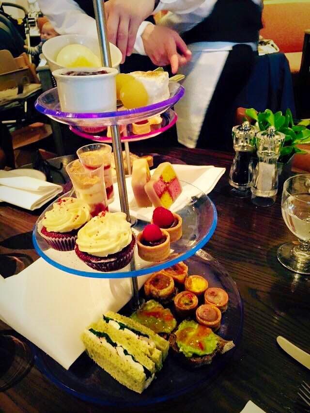 Charlotte Street Hotel London Afternoon Tea