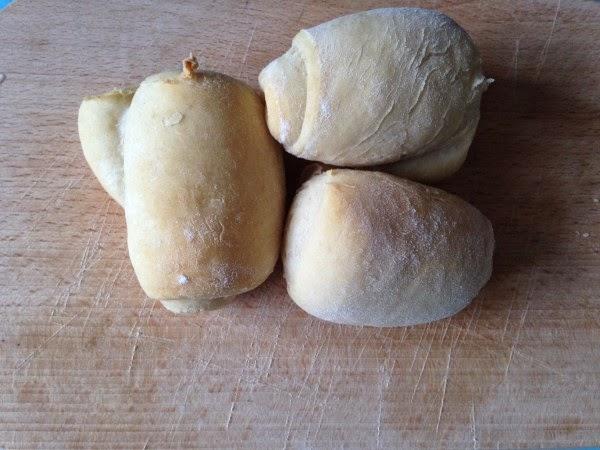 bimby, chiocciole al parmigiano