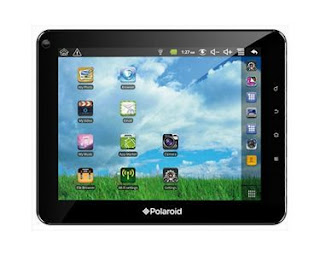 tablet pc android 3d polaroid, gambar tablet 3d dan spesifikasi