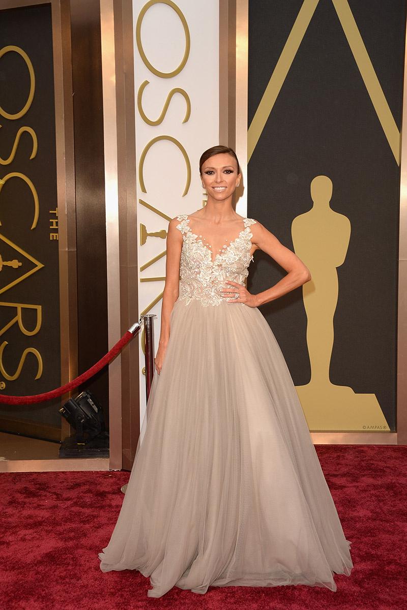 Giuliana Rancic Oscar 2014