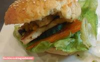 fischiscooking, halloumi, burger