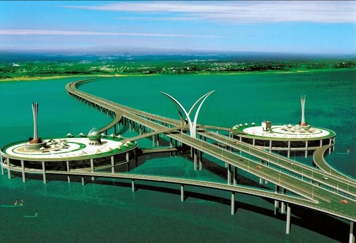 Jambatan ke 2 pulau Pinang dah siap, panjang jambatan ke 2, kos jambatan ke 2