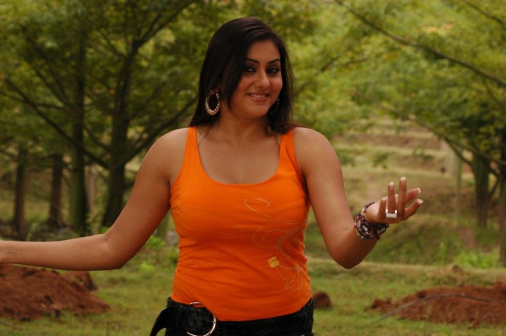 Namitha Hot Fire Movie Stills