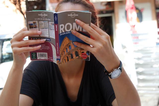 Lonely Planet, Rome en quelques jours, Roma Street, Rome, Roma, Voyage, Vlog, Roadtrip, blog,