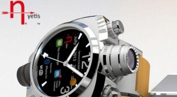 Smartwatch Berteknologi Sensor Kamera 41MP