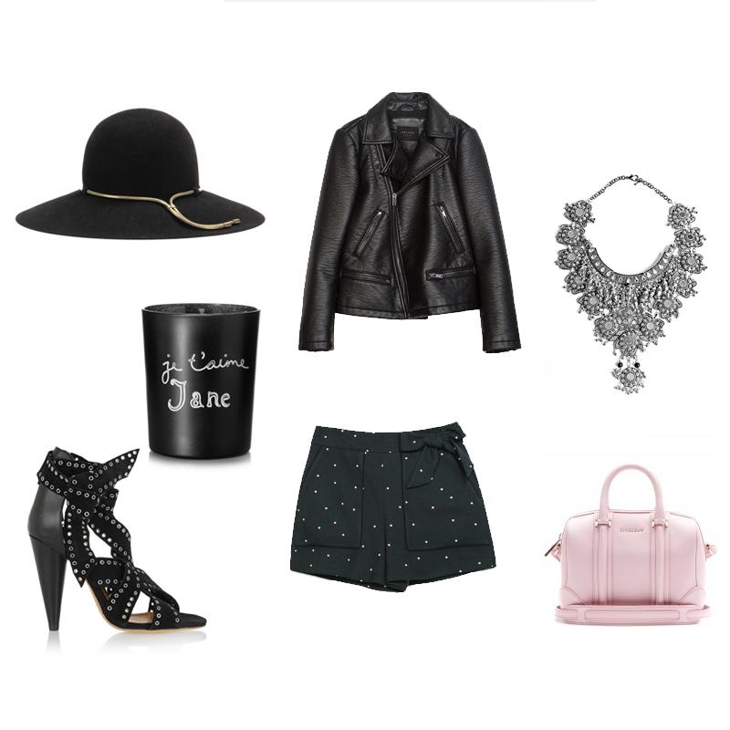 zara, leather jacket, new arrivals, wishlist, lanvin, bella freud, isabel marant, givenchy
