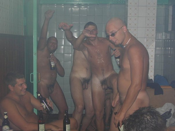 Shower Room And Private Back Room Orgy 2