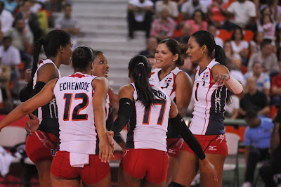 Volleyball Techniques For Beginner - The Dominican women's team had a 6-3 win-loss record at this year's FIVB World Grand Prix