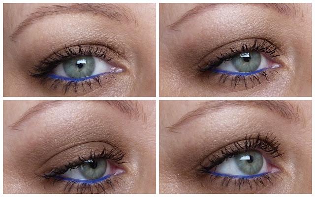 Girlwiththeskew-Earring: Eyeliner Blues....