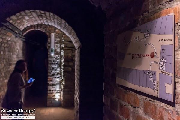 Rzeszowskie piwnice - trasa turystyczna