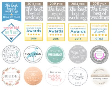 Award Winning Wedding Planners