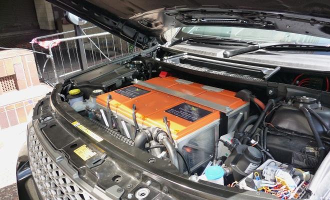 E-Range battery