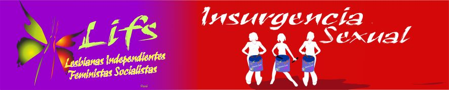 "LIFS   ""INSURGENCIA SEXUAL"""