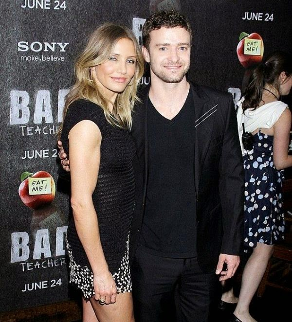 Yap! Justin Timberlake is a lucky man ever, cause his relation with Cameron Diaz since 2003 must ended by perfectly on the hand of Jessica Biel.