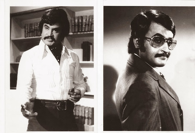 'Thalaivar' Rajinikanth in 'Priya' & 'Avargal' Movies