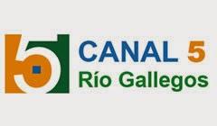 Canal 5 Rio Gallegos en vivo