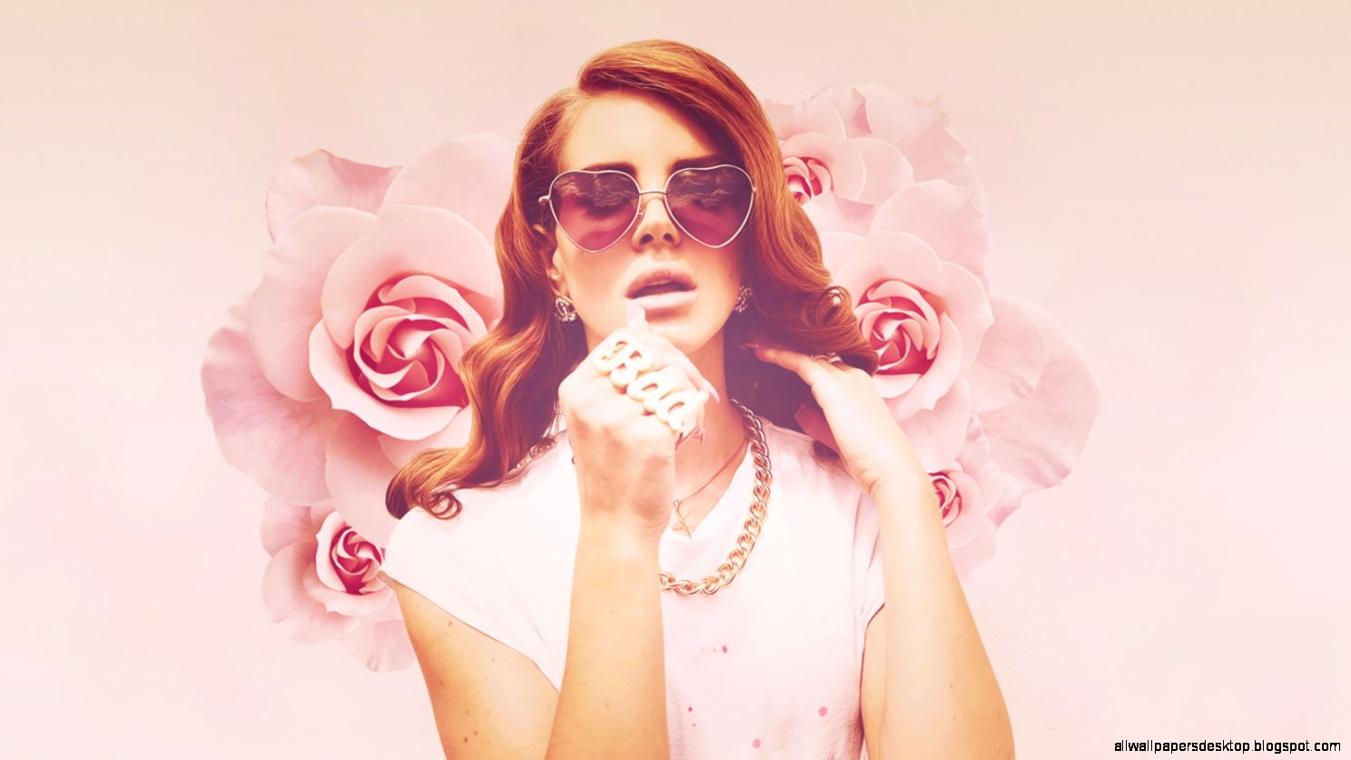 Singer Lana Del Rey Wallpapers
