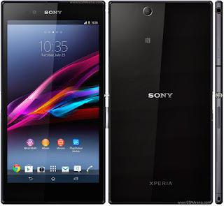 Harga dan Spesifikasi Hp Sony Xperia Z Ultra