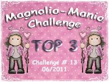 I was top 3 at Magnolia Mania-ya-hoooo!!!!