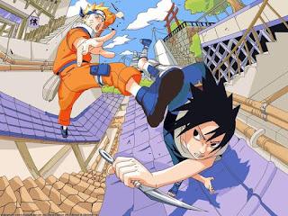 10 Pertarungan Paling Seru Di Naruto Sebelum Naruto Shippuden  mangacomzone