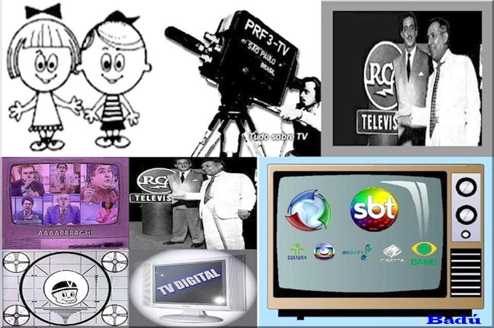 RELATO:HISTÓRIA DA TELEVISÃO BRASILEIRA