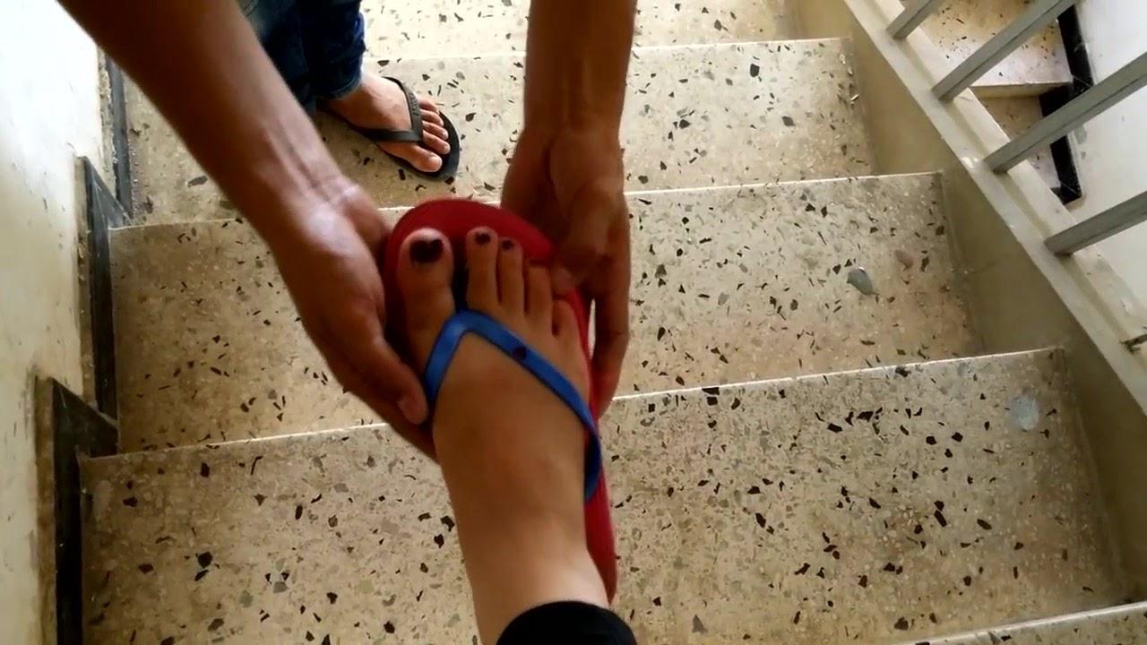 "Moroccan Mistress ""Shosho"" Feet Worship"
