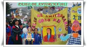 PASEO DE ANTORCHAS