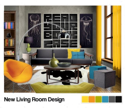 Focal point styling video tutorial how to create a 3d for Make a 3d room