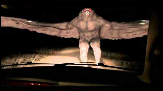 Mothman Caught On Video In Argentina