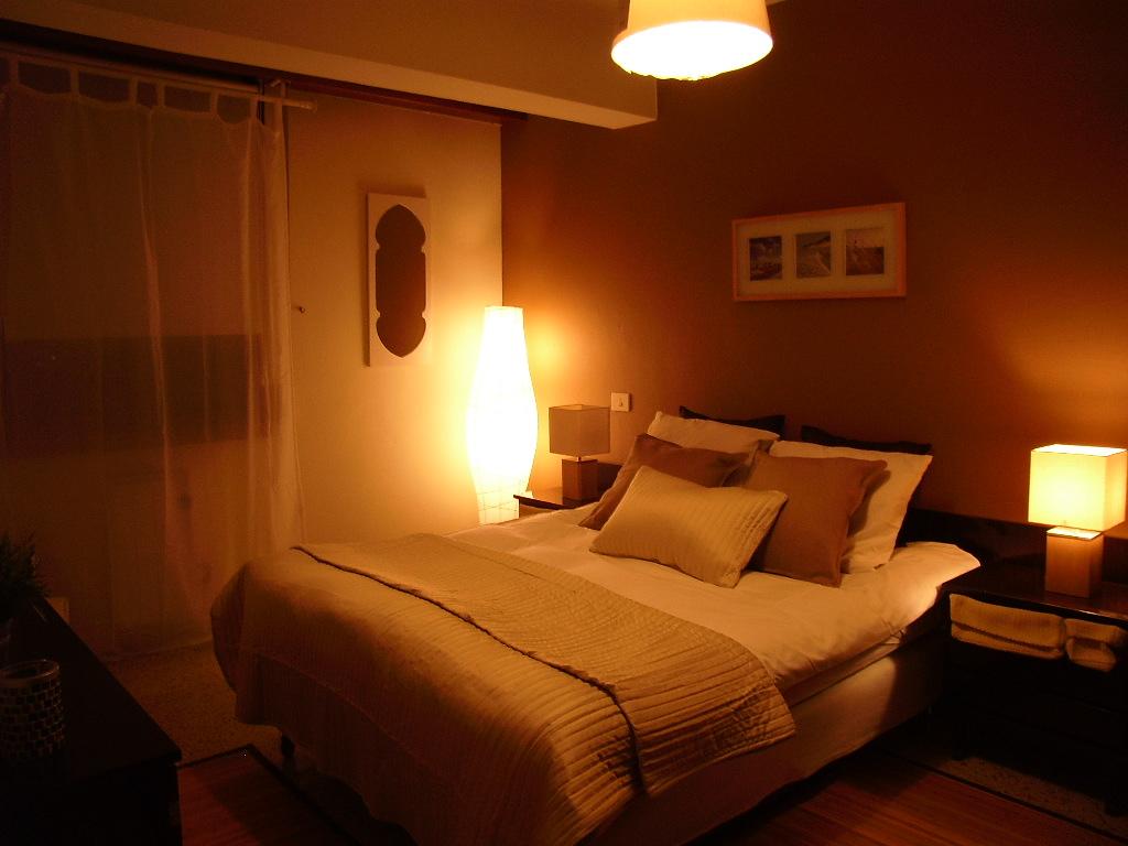Bedroom at night for Bedroom night