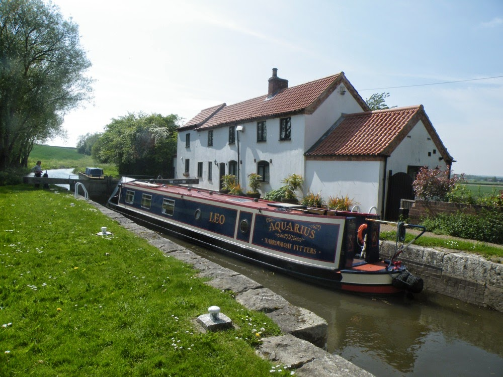 Travelling The Canals Of England Lovely Chesterfield Canal