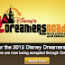 Wordless Wednesday - Disney's Dreamers Academy Now Accepting Applications for 2012
