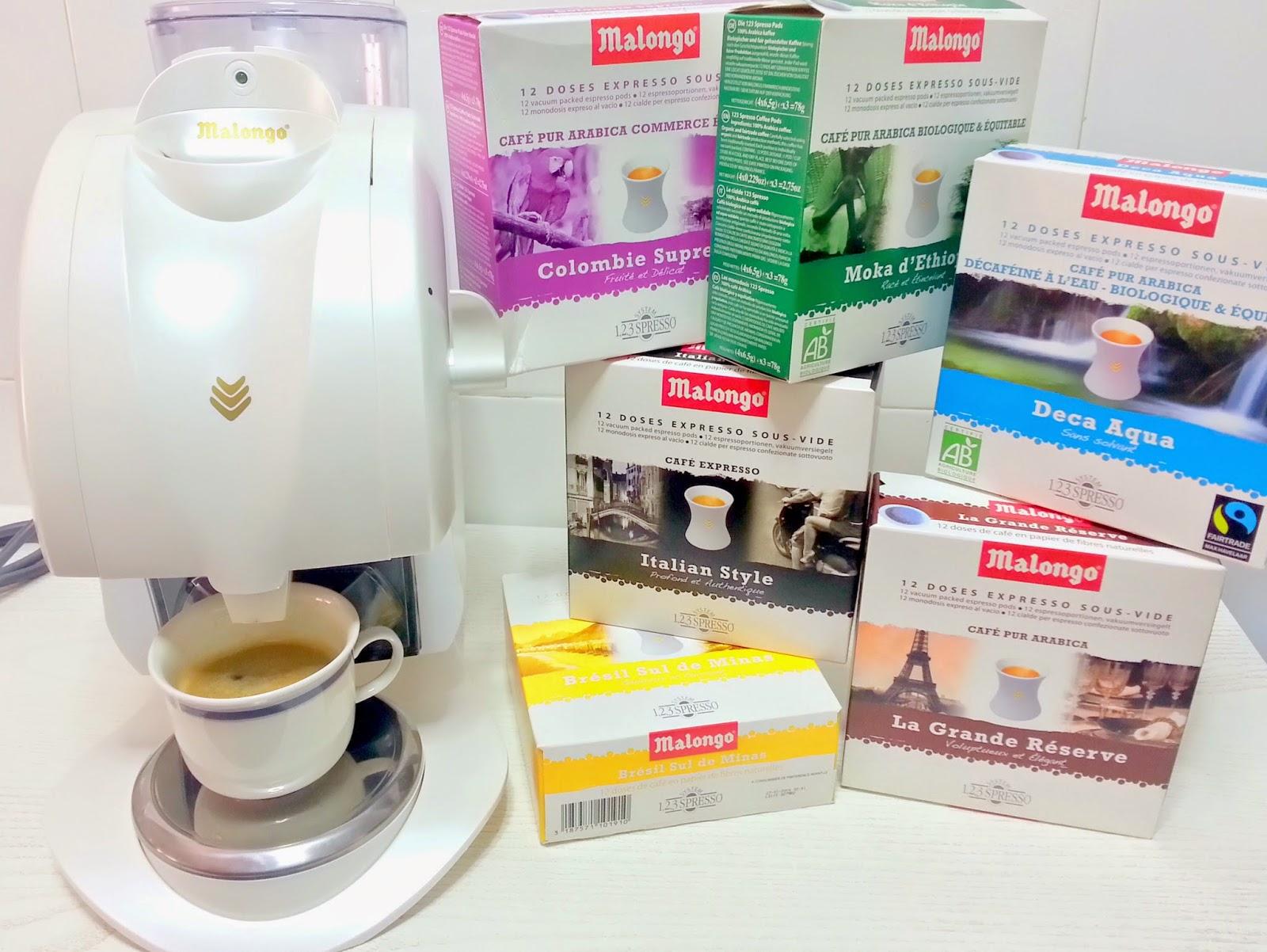 caf s malongo la mayor variedad de caf s en monodosis. Black Bedroom Furniture Sets. Home Design Ideas