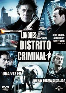 Londres: Distrito Criminal en Español Latino