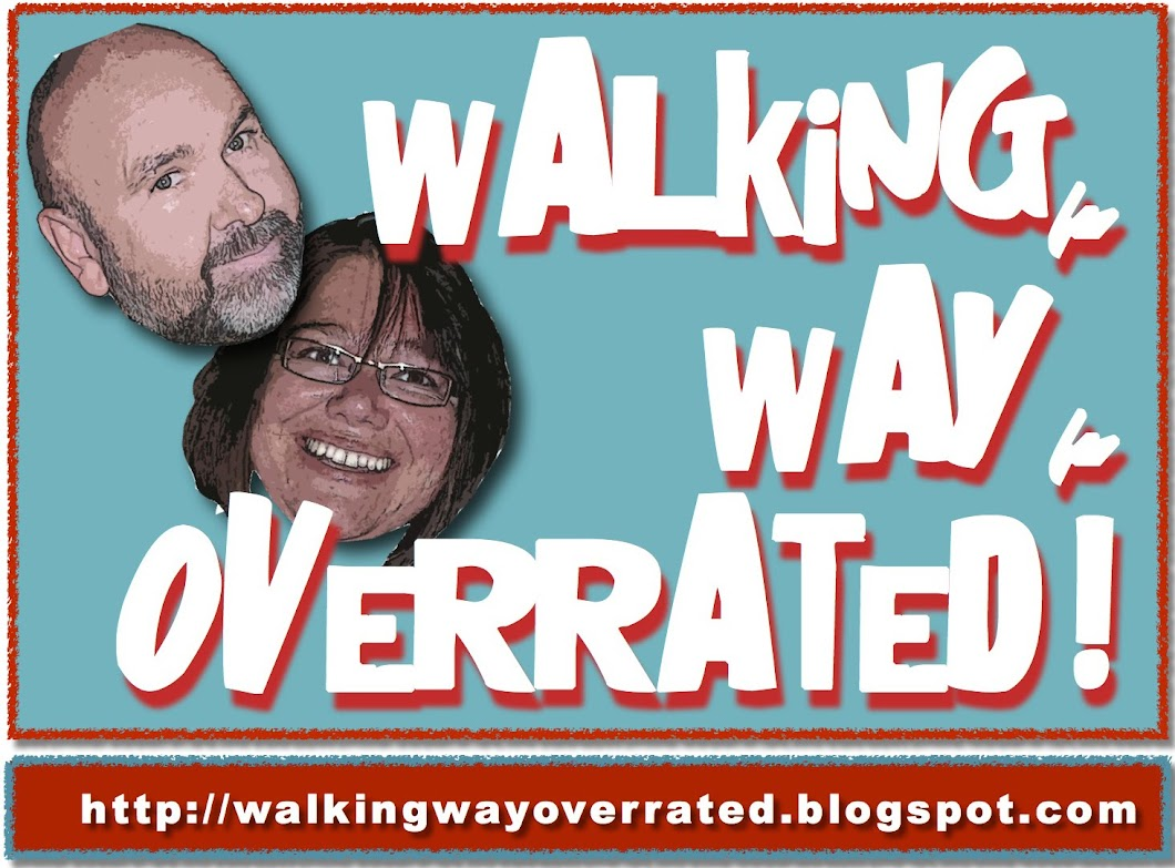 Walking, Way Overrated