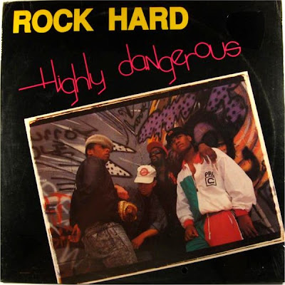 Highly Dangerous – Rock Hard (VLS) (1989) (320 kbps)