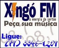 ouvir a Rádio Xingó FM 98,7 Canindé de São Francisco SE